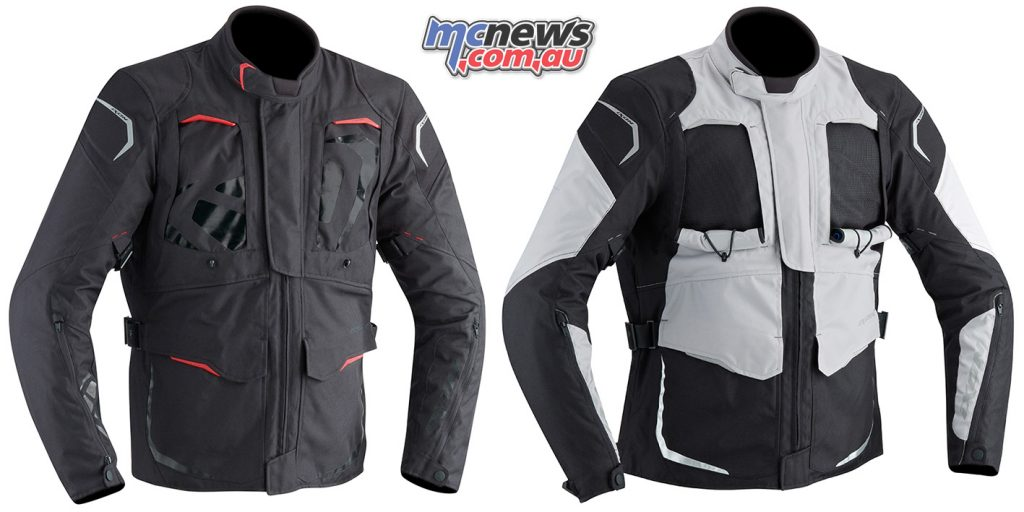 Ixon Cross Air Jacket