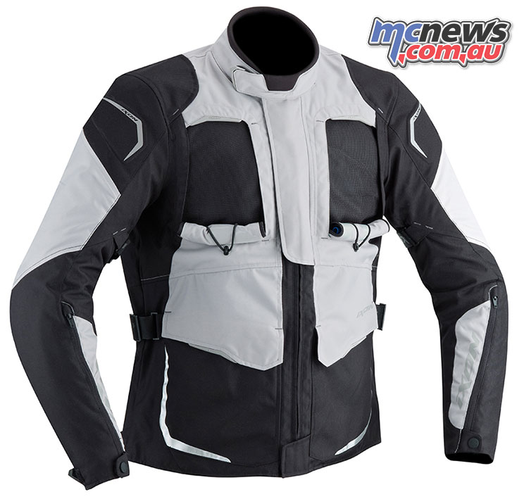 Waterproof and thermal linings also allow for cooler and wet weather riding.