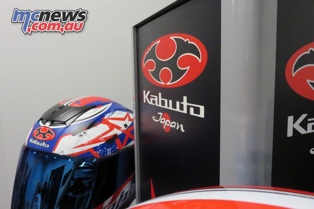 Kabuto has a long history in helmet manufacturing is one of the top three Japanese helmet brands