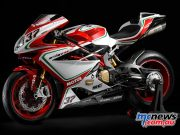 MV Agusta F4 RC 212 horsepower | Brembo GP stoppers Ohlins NIX30 forks and TTX36 shock Only 250 to be made