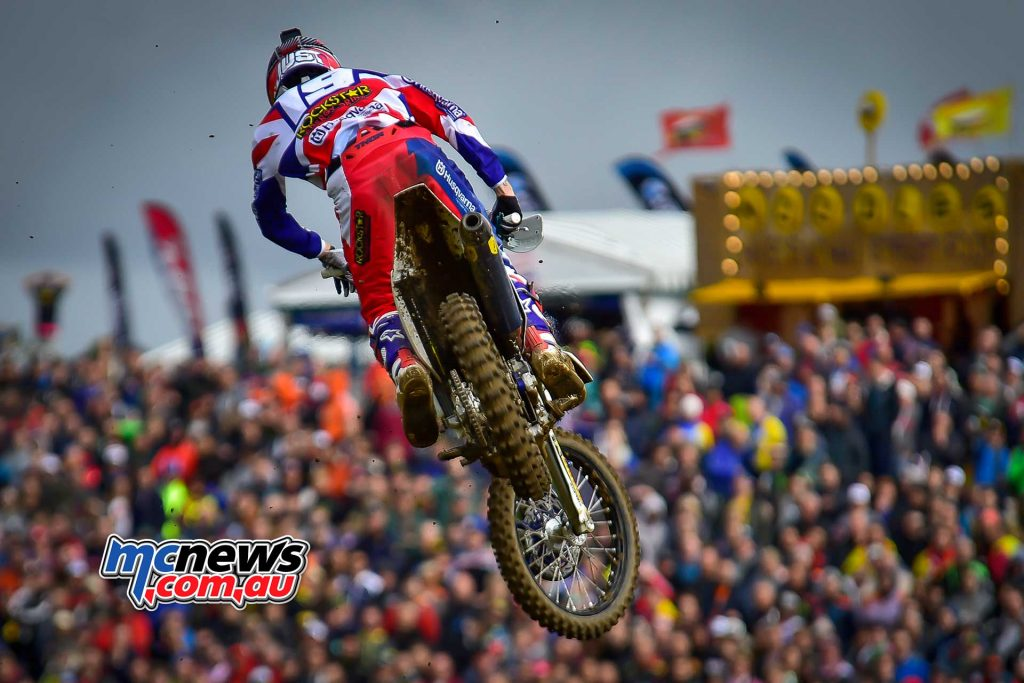 Max Anstie - Team Great Britain