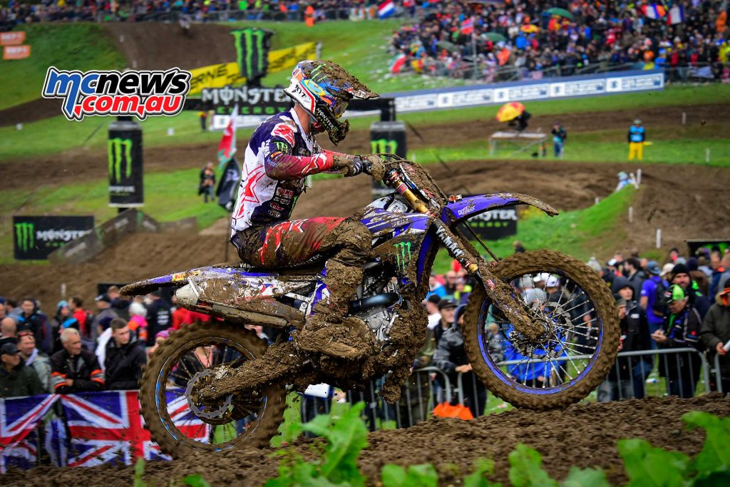Romain Febvre - Team France