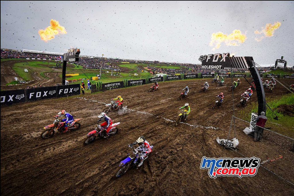 Race One - (MXGP + MX2)