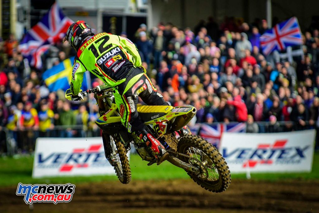 Kevin Strijbos moves to Standing Construct KTM