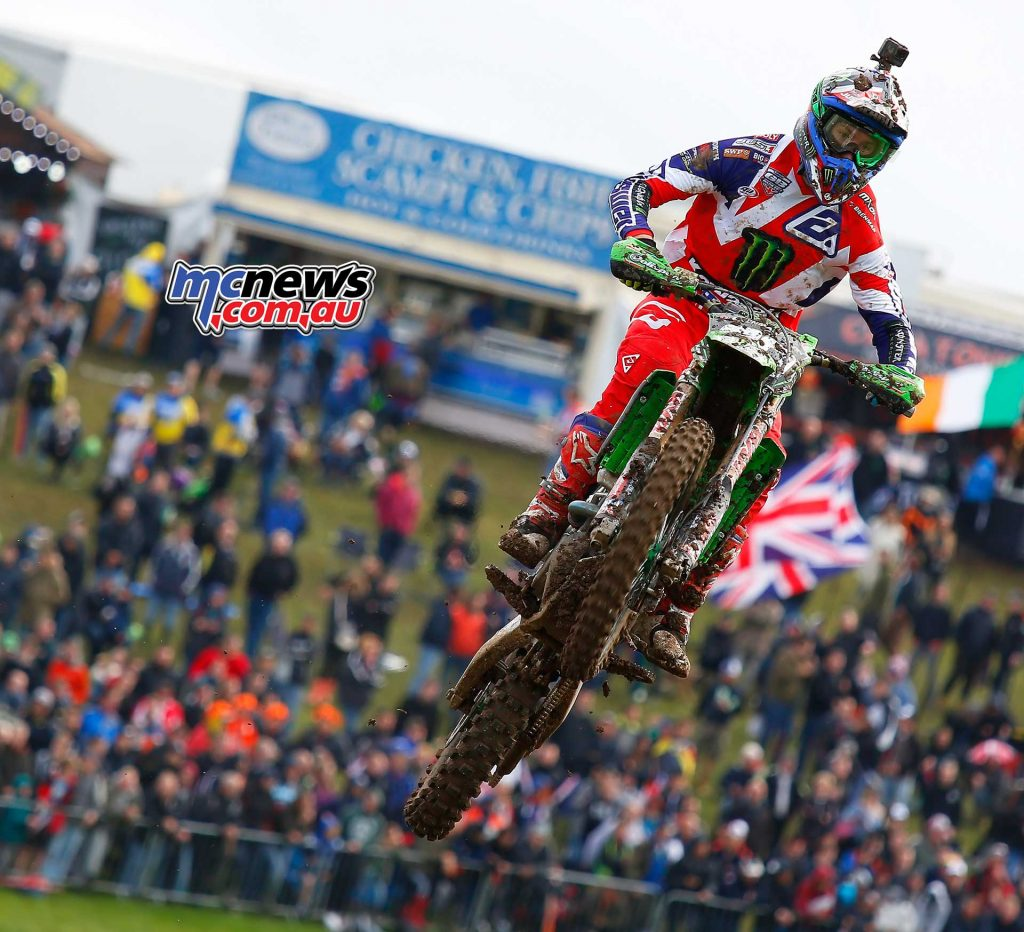 Tommy Searle - Team Great Britain