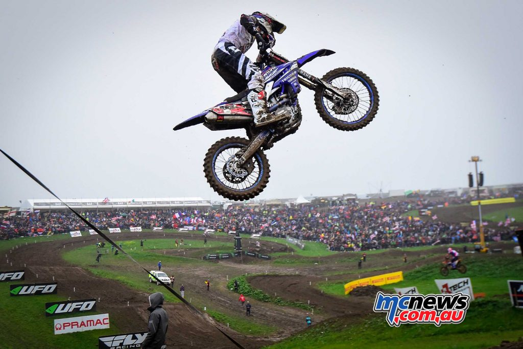 Arnaud Tonus - Team Switzerland