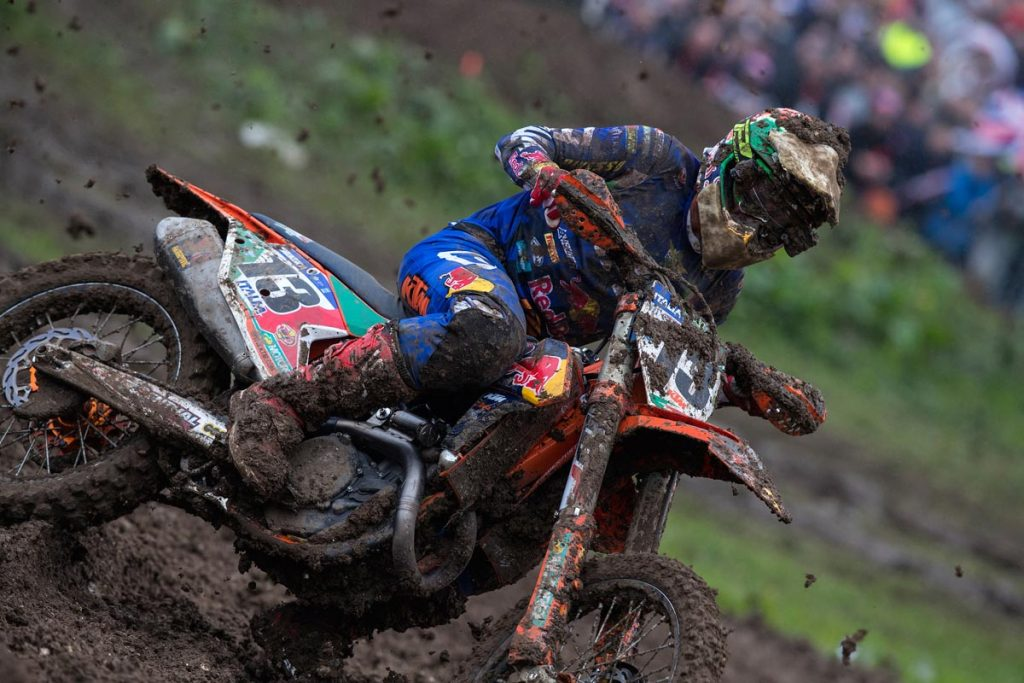 Tony Cairoli - Team Italy