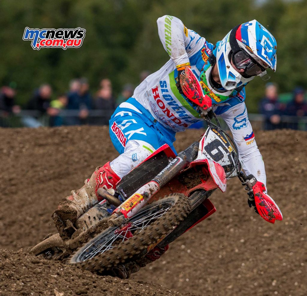 Tim Gajser - Team Slovenia