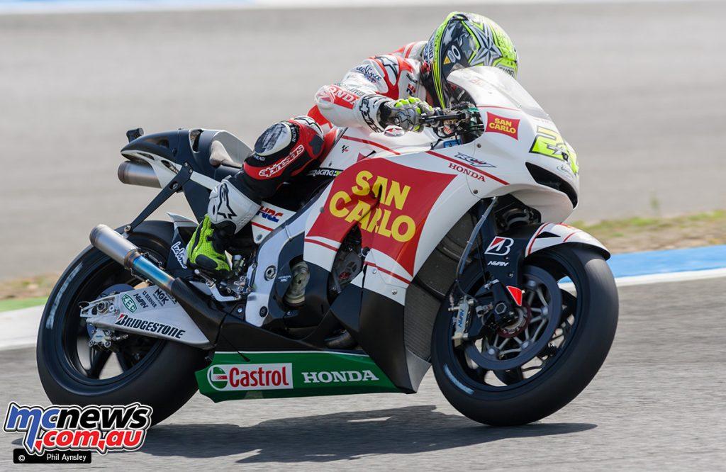 Toni Elias, Honda RC212V.
