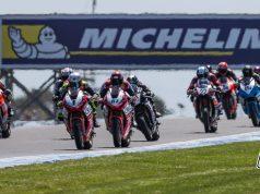 ASBK Race One Start - Image by TBG