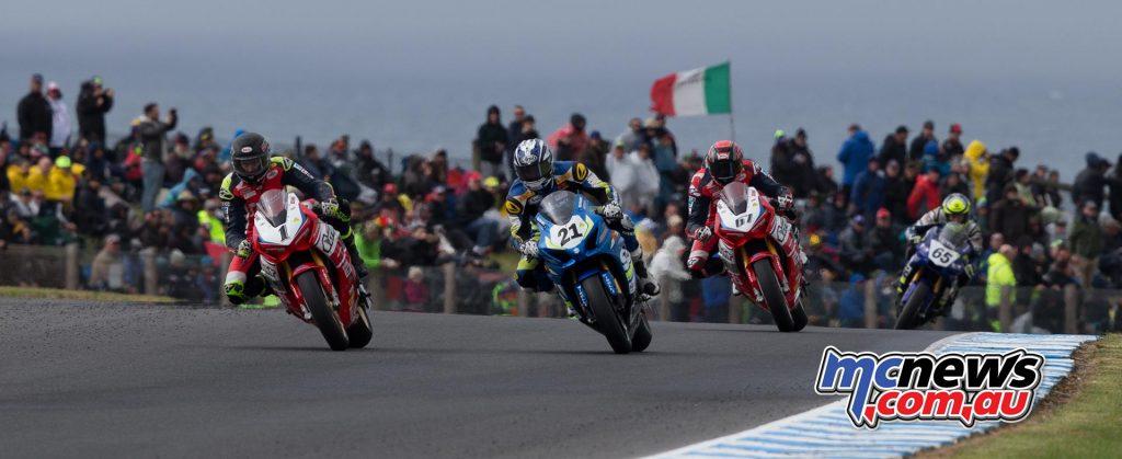 Australian Superbike Race Four - Image by TBG