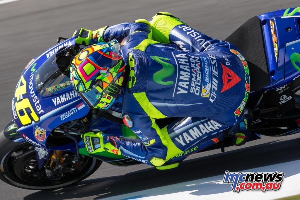 Valentino Rossi - Image by TBG
