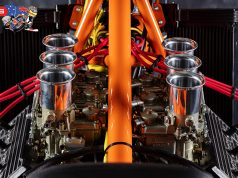 Phil Aynsley features the Laverda V6 1000