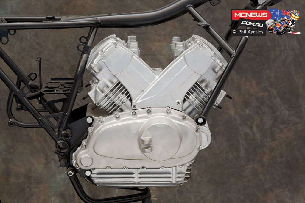 Taglioni had around 1000 engine designs to his name over his 40-year career