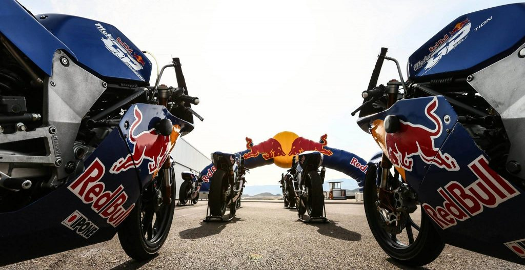 Red Bull MotoGP Rookies Cup Selection Event for 2018
