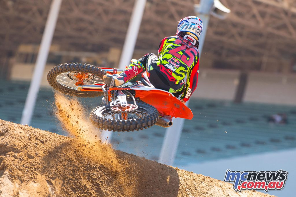 Marvin Musquin - Image by Simon Cudby