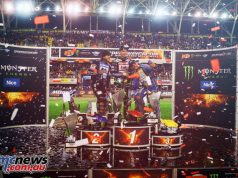 Dudek takes top position on the podium at the Polish SGP round