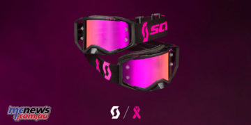 Scott 2017 Limited Edition BCA (Breast Cancer Awareness) Prospect Goggle