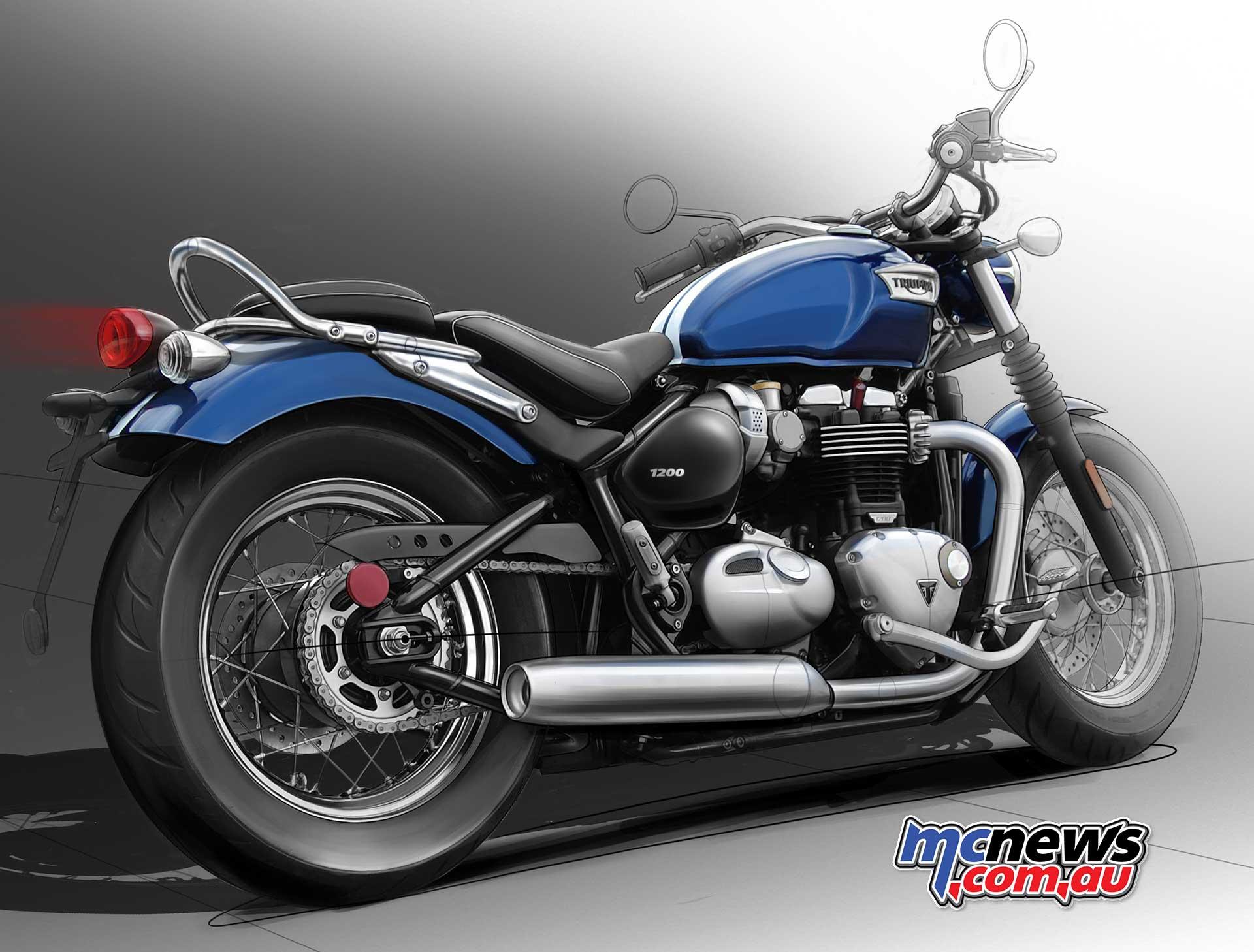 2018 Triumph Bonneville Speedmaster Hi Spec Versatile New Bonneville