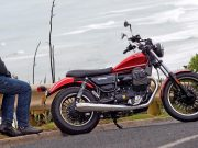 2017 Moto Guzzi V9 Roamer - Retro character - Words: Jock McLauchlan - Photos: Geoff Osborne