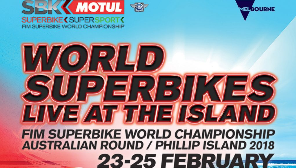 World Superbikes returns to Phillip Island in 2018 with tickets available now