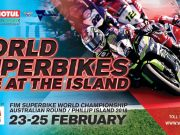 World Superbike hits Phillip Island - 23-25 February, 2018