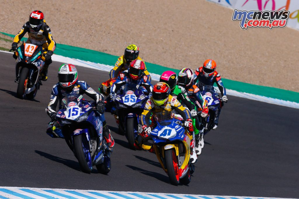 World Supersport 300 in 2017