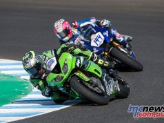 Anthony West has been named in the World Supersport entry list.