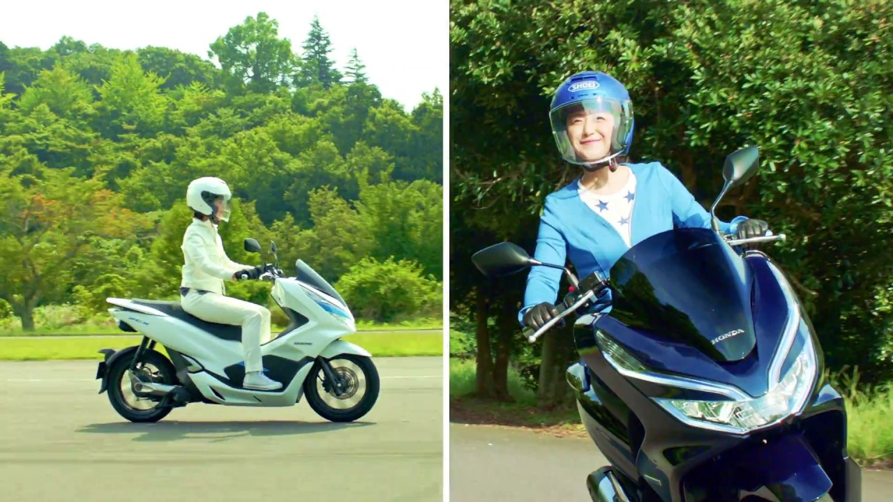 Honda break new ground with Hybrid Scooter | MCNews.com.au