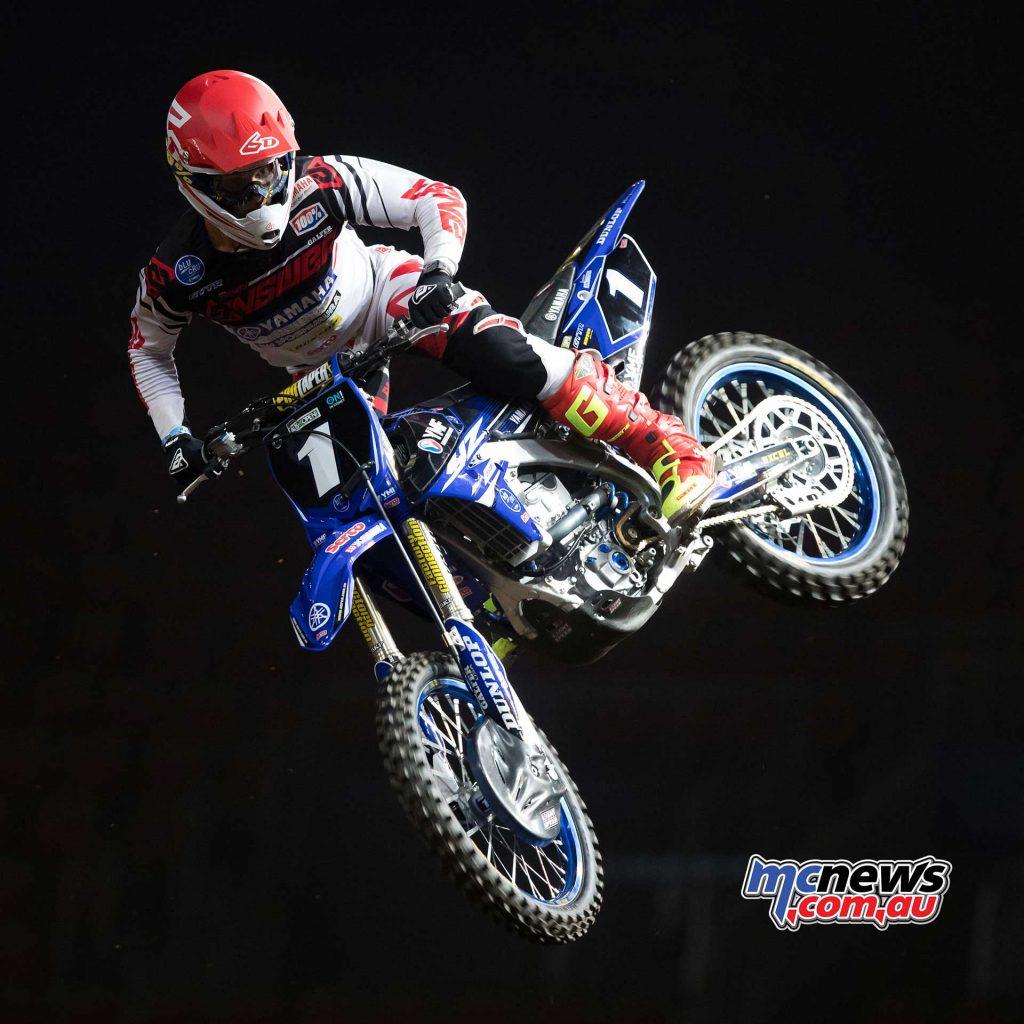 Jackson Richardson - CDR Yamaha