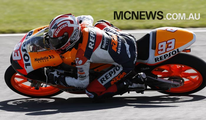 Marc Marquez - 2008 - Image by AJRN