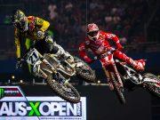 SX1 Start - Dean Wilson and Justin Brayton