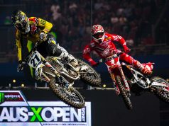 SX1 Start - Dean Wilson and Justin Brayton