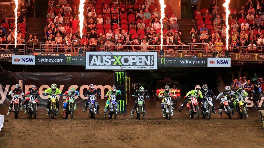 AUS-X Open 2017 - Sunday - SX1