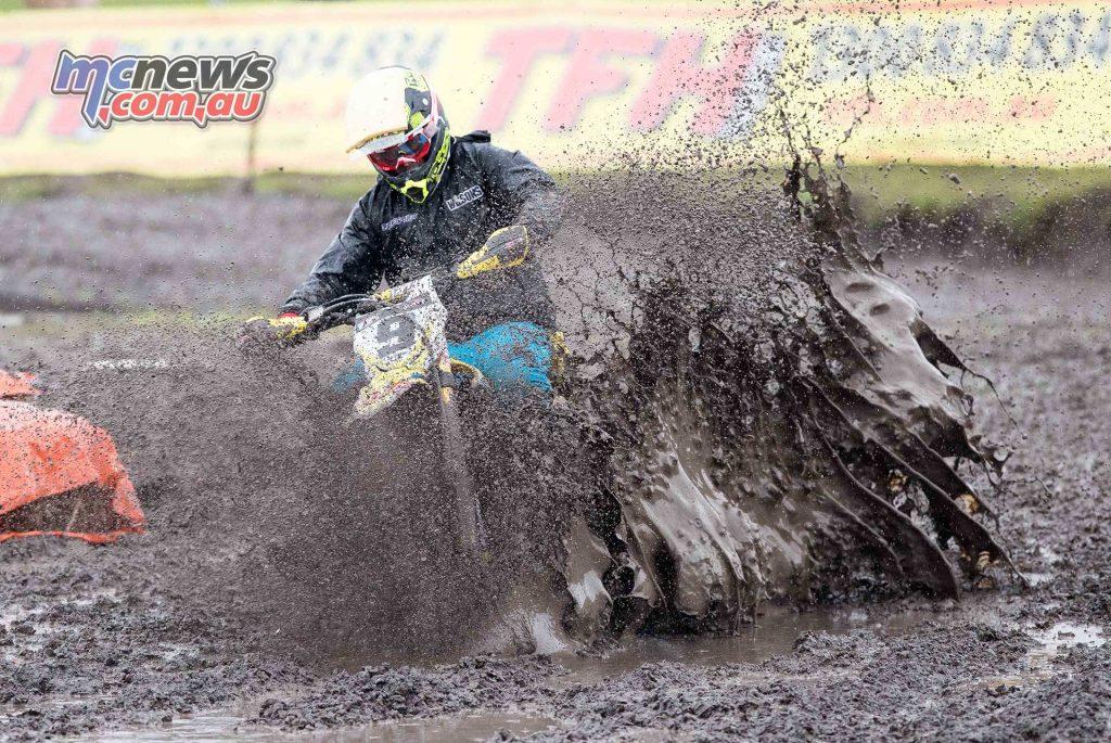 Nick Schmidt – SX1 Round Winner – Jimboomba