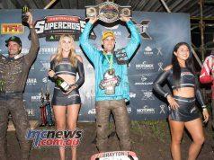 2017 Australian Supercross Championship SX1 Points Standings Justin BRAYTON 124 2. Daniel REARDON 108 3. Dean FERRIS 103