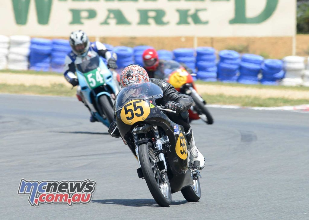 Neil May on the Molnar Manx had a good championship win on his lovely P3 350