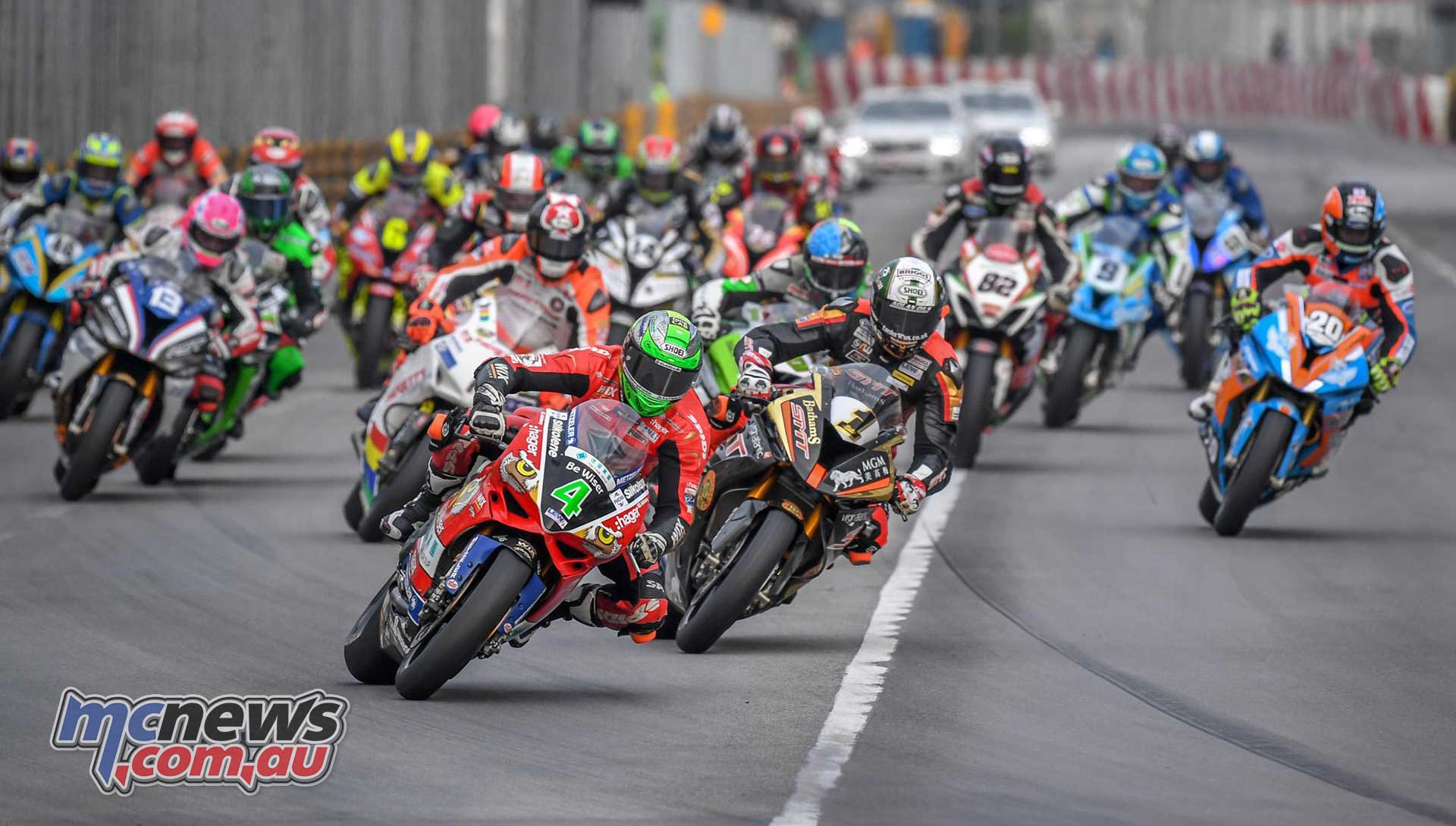 Macau Grand Prix 2017 >> John Mcguinness To Race Factory Ducati At Macau Gp Mcnews