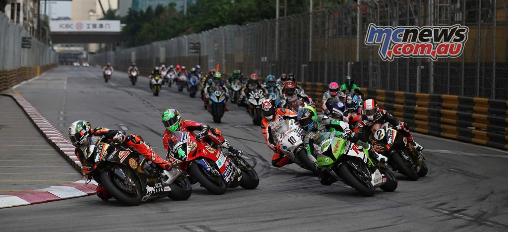 51st running of the Macau Motorcycle Grand Prix