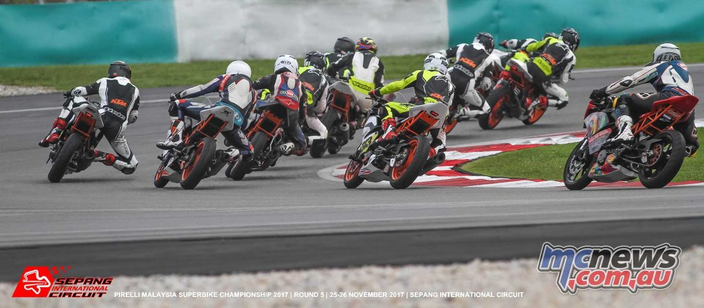 KTM RC Cup - Sepang