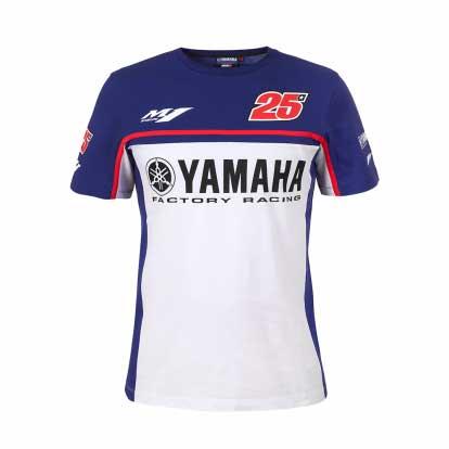 2017 MotoGP MV25 T-Shirt - $58 Part # MVY-17TSH-BL