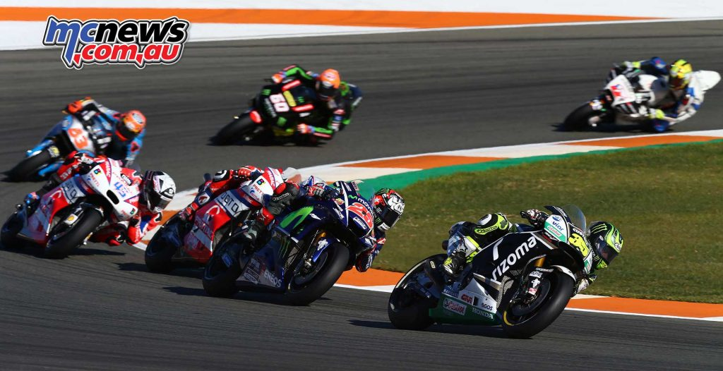 Cal Crutchlow - Image by AJRN