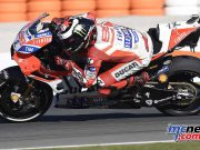 Jorge Lorenzo tops day one at Valencia MotoGP Finale