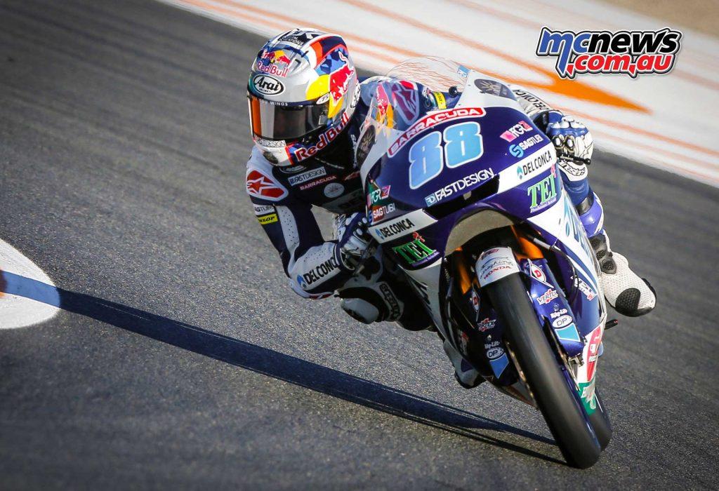 Jorge Martin (Del Conca Gresini Moto3)