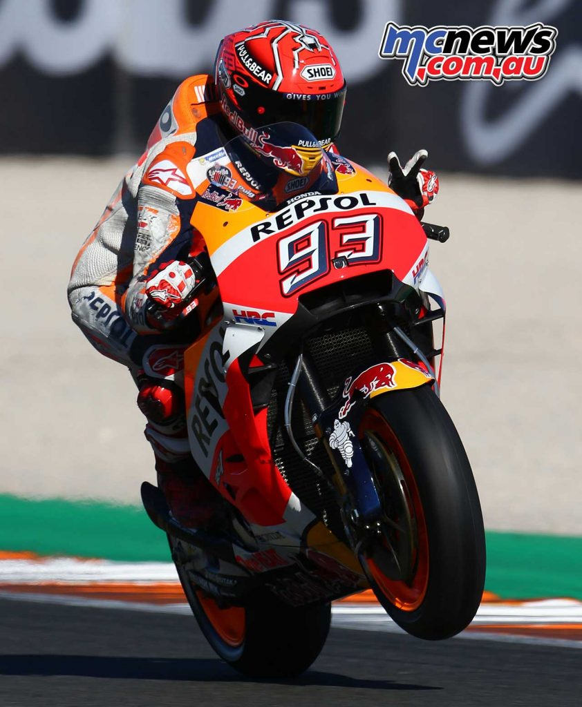 Marc Marquez - Image by AJRN