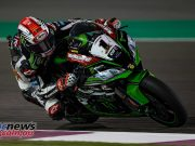 Jonathan Rea tops day one under lights in Qatar