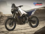 Yamaha Tenere 700 World Raid Edition Prototype