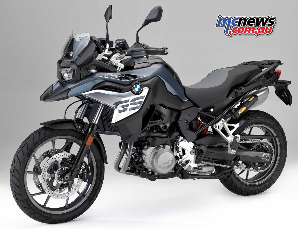 F 750 GS Exclusive