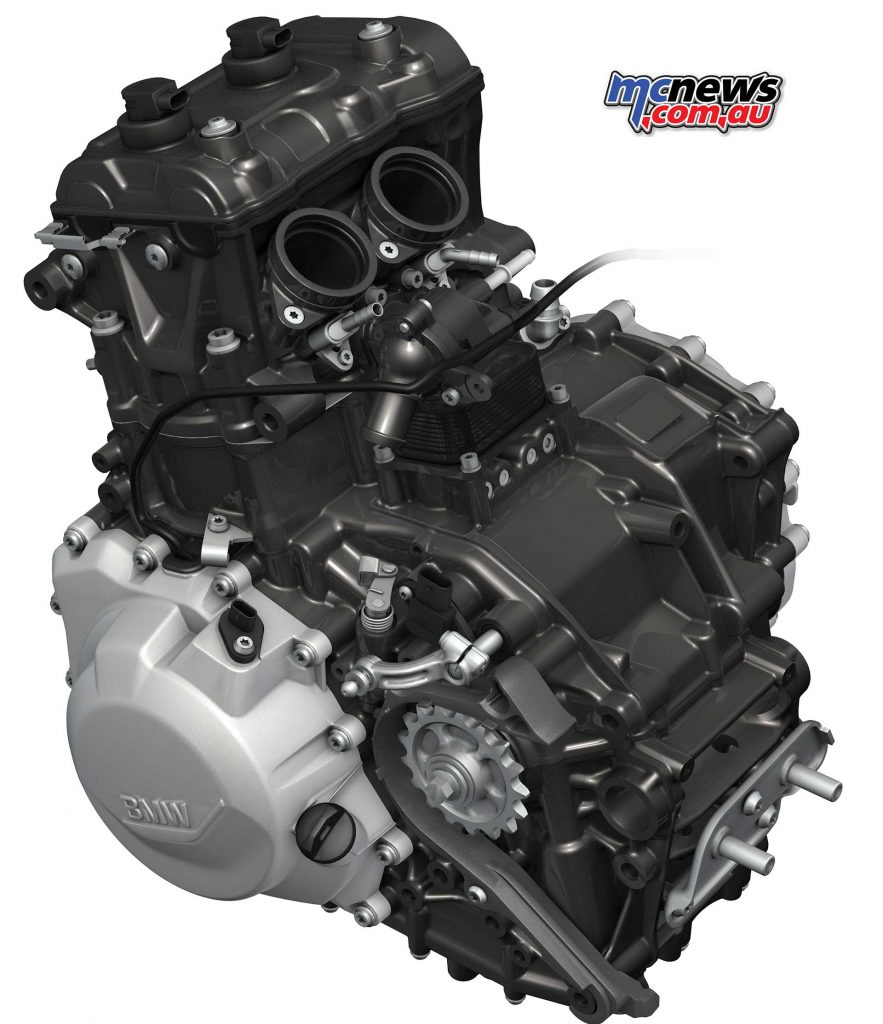 BMW F 750 GS and F 850 GS engine has new firing configuration