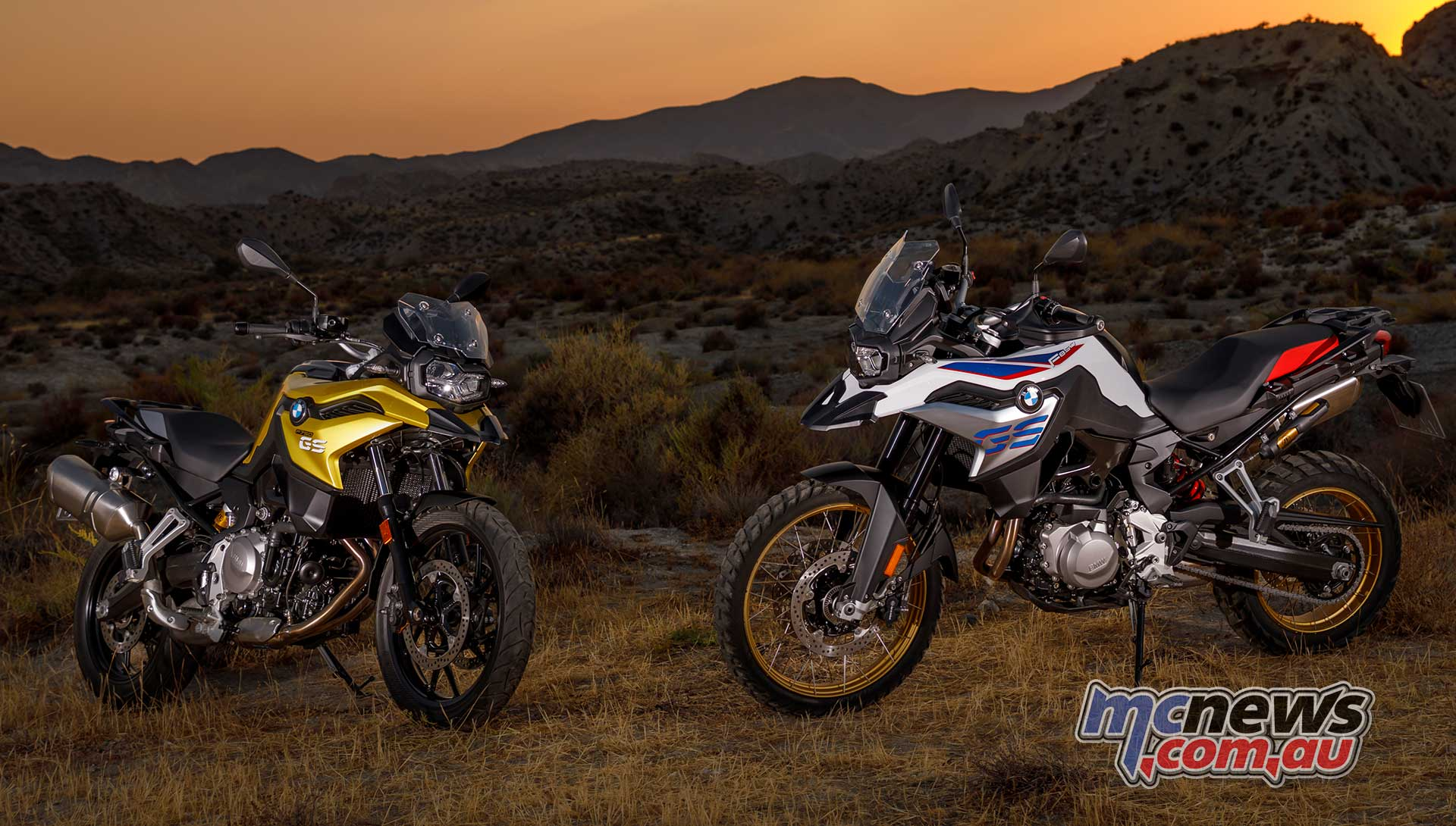 2018 bmw f 750 gs and f 850 gs. Black Bedroom Furniture Sets. Home Design Ideas